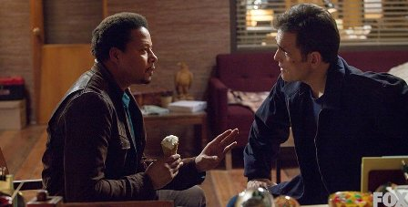Sheriff Pope tries to tell Ethan that leaving Wayward Pines is not as easy as it seems.