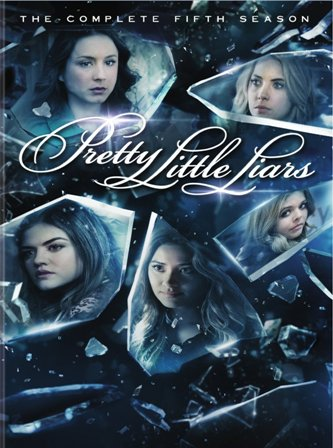 Pretty Little Liars season 5 DVD rs