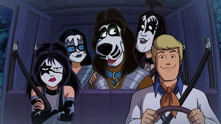 Blu-ray Review: Scooby Doo and Kiss Rock and Roll Mystery