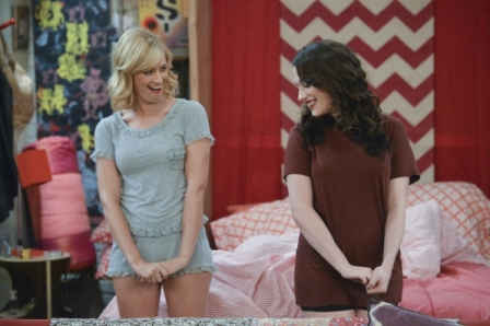 DVD Review: 2 Broke Girls The Complete Fourth Season