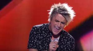 American Idol Dalton
