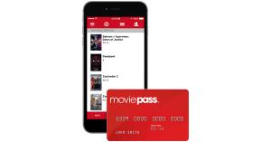 MoviePass app image