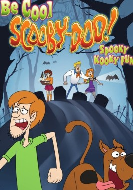 scooby doo be cool DVD (266x380)
