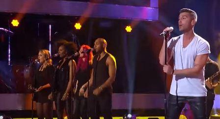 American Idol Season 15 Top 6 Nick Fradiani