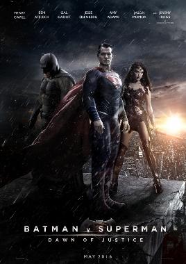batman v superman poster (268x380)