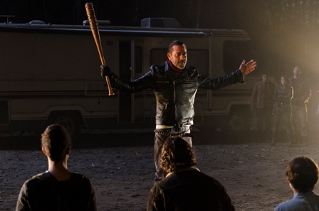 "TV Review: The Walking Dead Season Six Episode 16 ""Last Day on Earth"""