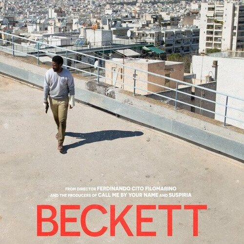 beckett recensione film
