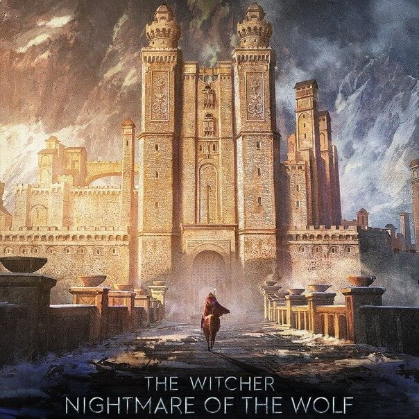 the witcher: nightmare of the wolf recensione film