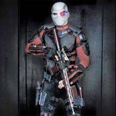 Will Smith como Deadshot en 'Suicide Squad'.