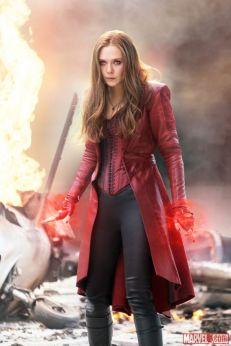 Marvel's Captain America Civil War - Elizabeth Olsen as Scarlet Witch