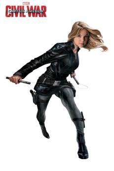 Marvel's Captain America Civil War Promo Art - Agent-13