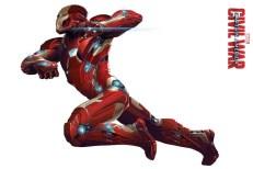 Marvel's Captain America Civil War Promo Art - Iron Man