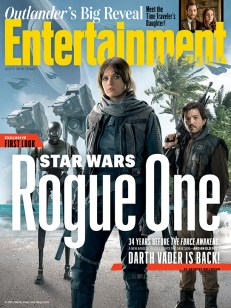 Rogue One A Star Wars Story EW Cover