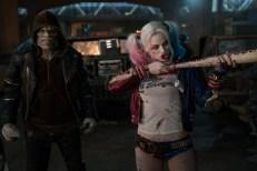 Killer Croc y Harley Quinn en 'Suicide Squad'