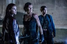 Resident Evil Final Chapter - Ali Larter, Milla Jovovich, Ruby Rose