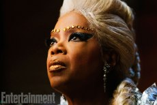 Oprah Winfrey as Mrs. Which in A Wrinkle in Time