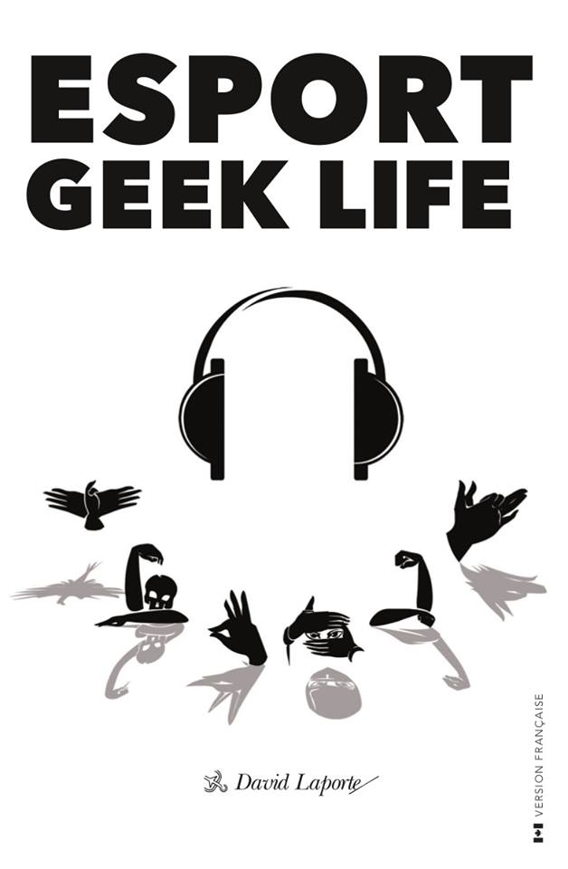 esport geek life cover