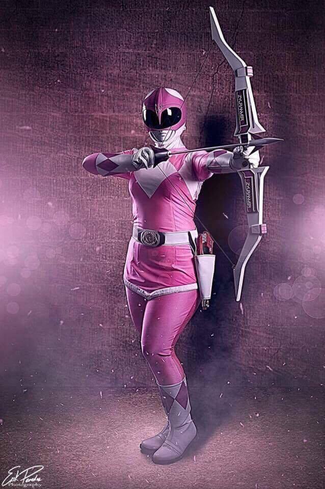 pink ranger 3