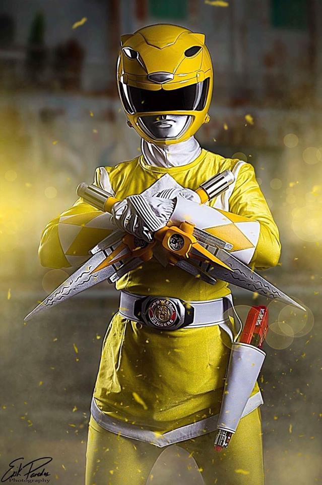 yellow ranger 2