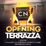 Opening Terrazza 1