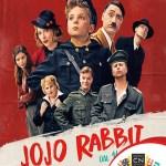 Locandina Jojo Rabbit, 31esima Rassegna Cinematografica