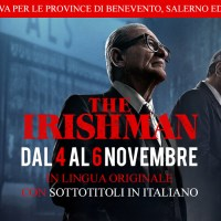 The Irishman in lingua originale