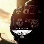 Locandina Top Gun Maverick