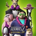 Locandina La famiglia Addams 2
