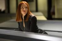 Scarlett Johansson dans Captain America: Le soldat de l'hiver (2014)