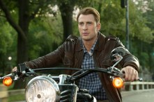 Chris Evans dans Avengers (2012)