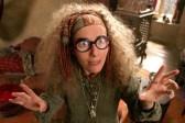 Emma Thompson dans Harry Potter et le prisonnier d'Azkaban (2004)