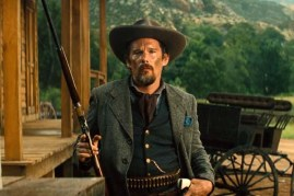 Ethan Hawke dans Les sept mercenaires (2016)