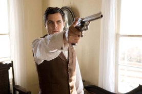 Casey Affleck dans L'assassinat de Jesse James par le lâche Robert Ford (2007)