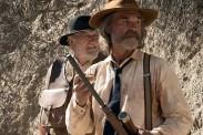 Kurt Russell et Richard Jenkins dans Bone Tomahawk (2015)