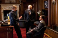 Russell Crowe, Mark Wahlberg, et Jeffrey Wright dans Broken City (2013)