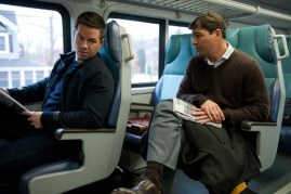 Mark Wahlberg et Kyle Chandler dans Broken City (2013)