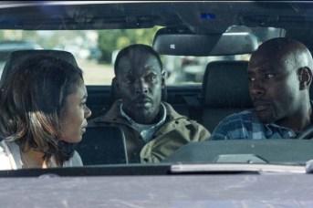 Morris Chestnut, Regina Hall, et Michael Kenneth Williams dans When the Bough Breaks (2016)