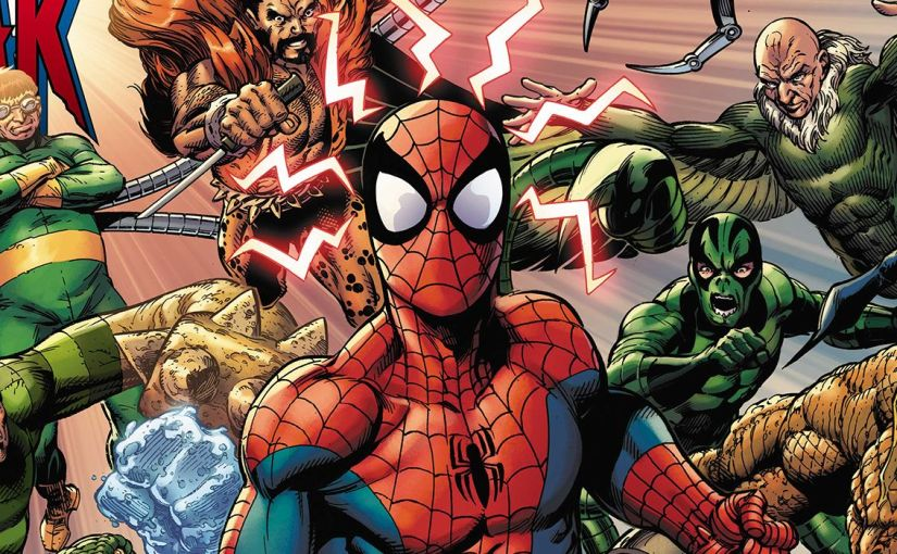 Sony's Spider-Man Plans Include The Sinister Six