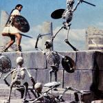 Muestra de la técnica dynamation en la peli Jason y los Argonautas