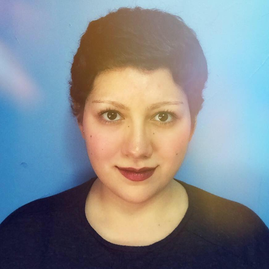 María Buss colabora escribiendo en Cinema Saturno