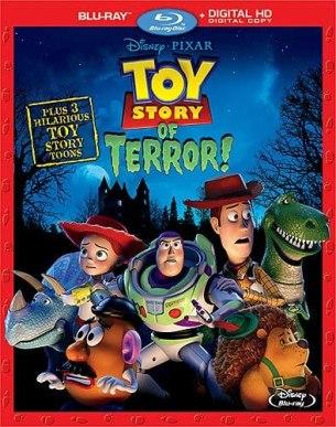 Toy Story de terror. Cortometraje completo y disponible para compra.