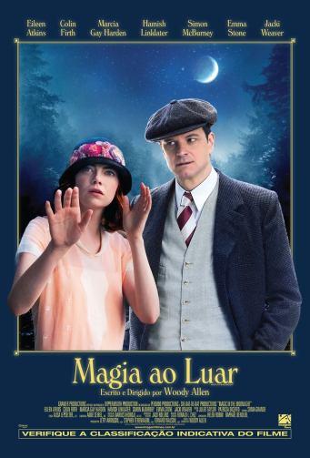 Resultado de imagem para magia ao luar poster