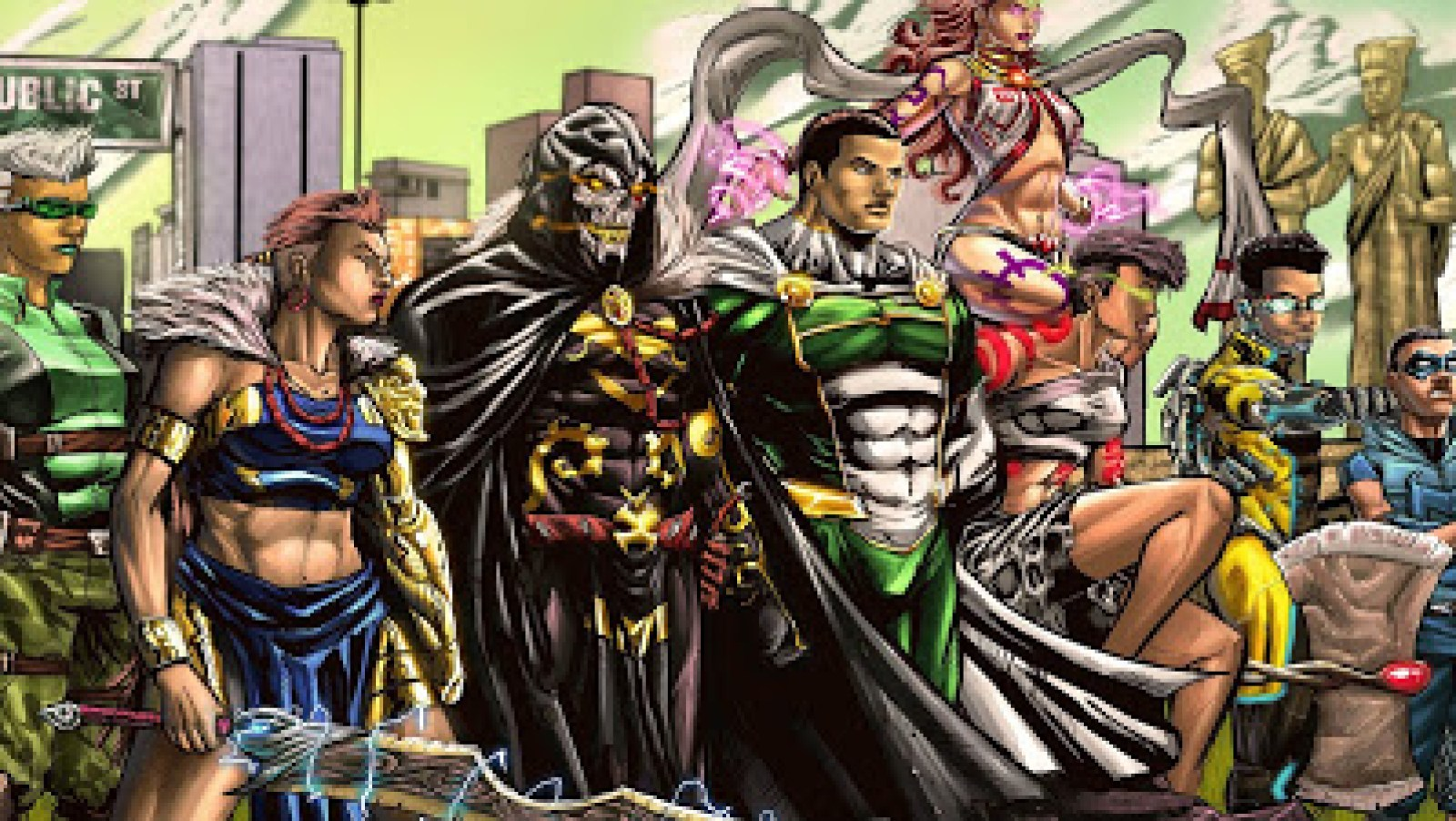 8 Nigerian Comics You Should Be Reading Right Now | CINEMA SHED