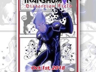 transhuman comic