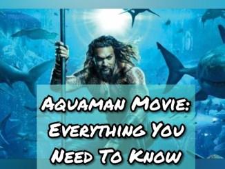 aquaman movie info
