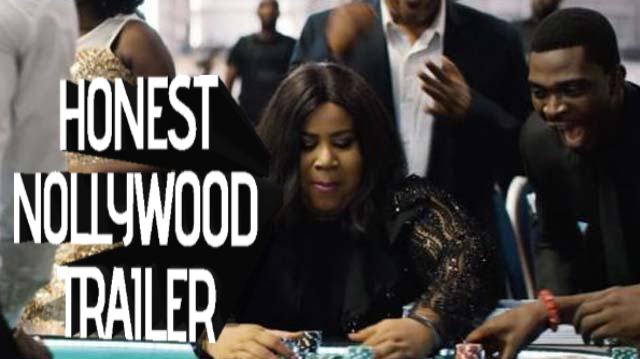 Honest nollywood trailer - banana island ghost