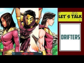 drifters comic review