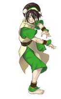 cosplay toph