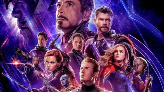 Avengers Endgame Cinema Shed