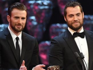 chris evans and henry cavill